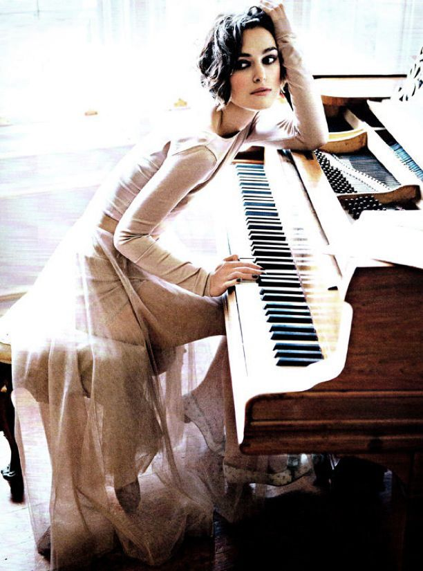 Keira Knightley / Vogue Italia