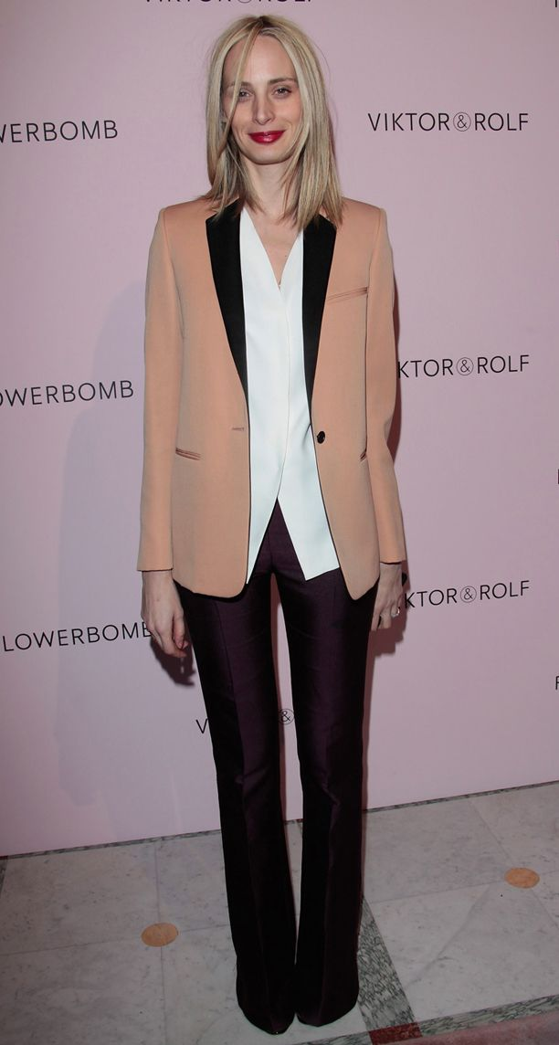 Look of the Day: Tailored