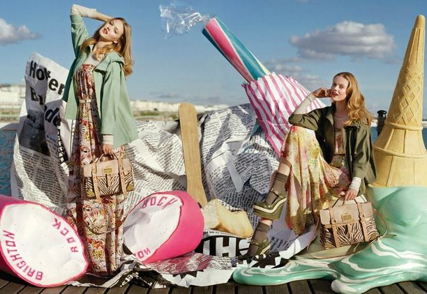 Mulberry S/S 2012 Campaign