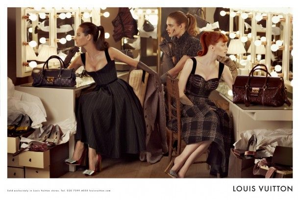 Louis Vuitton F/W 10 Ad Campaign
