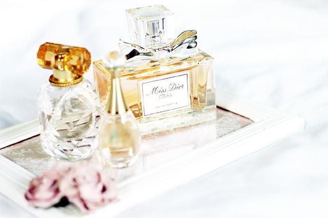Perfume or no perfume?