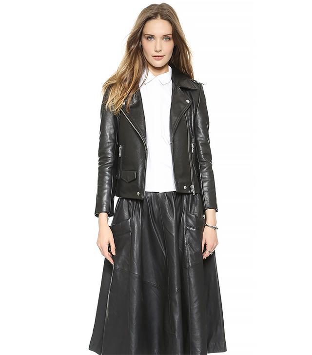 Oak Rider Leather Jacket