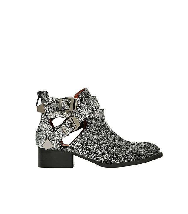 Jeffery Campbell Everly Cut Out Boot