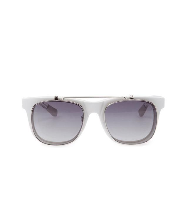 Kris Van Assche by Linda Farrow Gallery 'Kris Van Assche 14' sunglasses