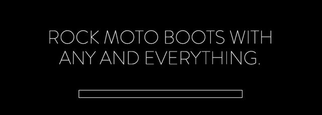 Hipsters have long been patrons of the motorcycle trend—wearing everything from moto jackets to boots with aplomb. That said, a good pair of black moto boots is their real footwear claim to...