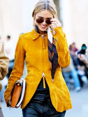 Meet the Stylish Blogger Who Owned Paris Fashion Week