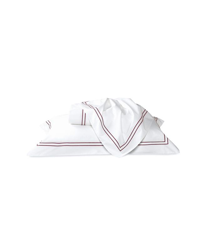 Williams-Sonoma White Hotel Bedding