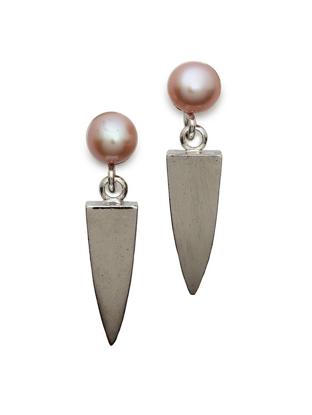 Lizzie Fortunato Dagger Earrings