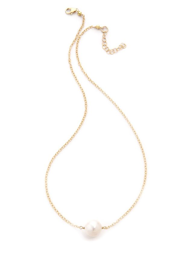 Mary Louise Designs Cultured Freshwater Pearl Necklace