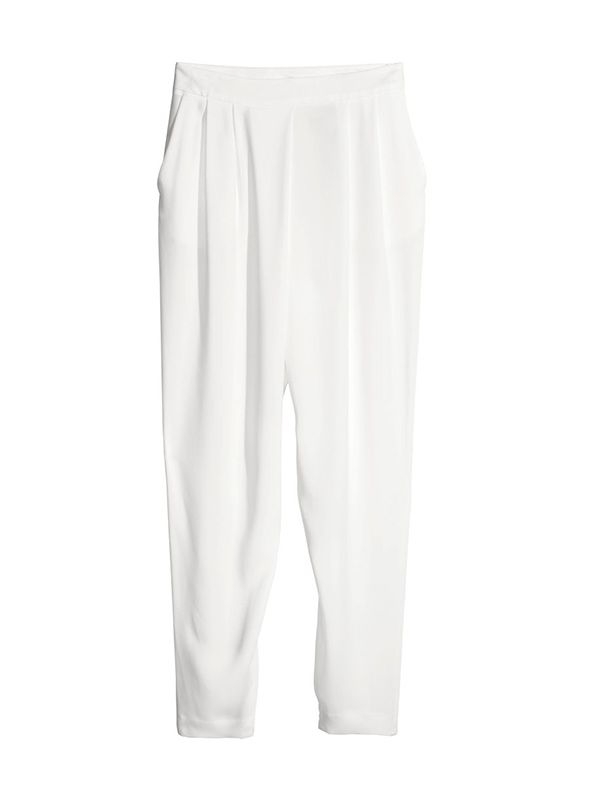H&M Pleated Pants