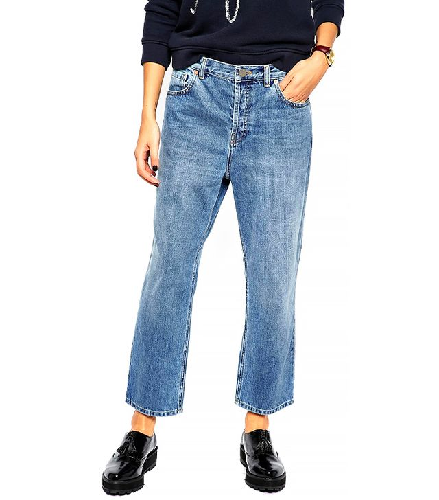 ASOS Parallel Jeans