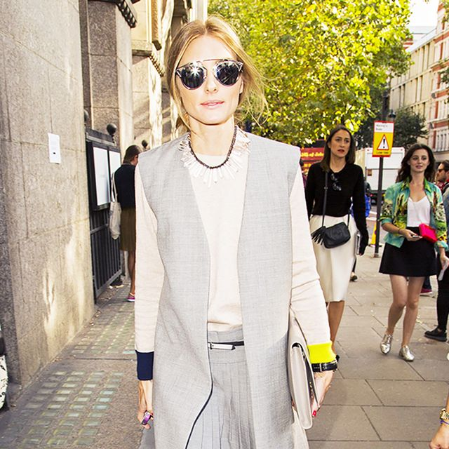 This Olivia Palermo-Approved Trend is Perfect for Fall