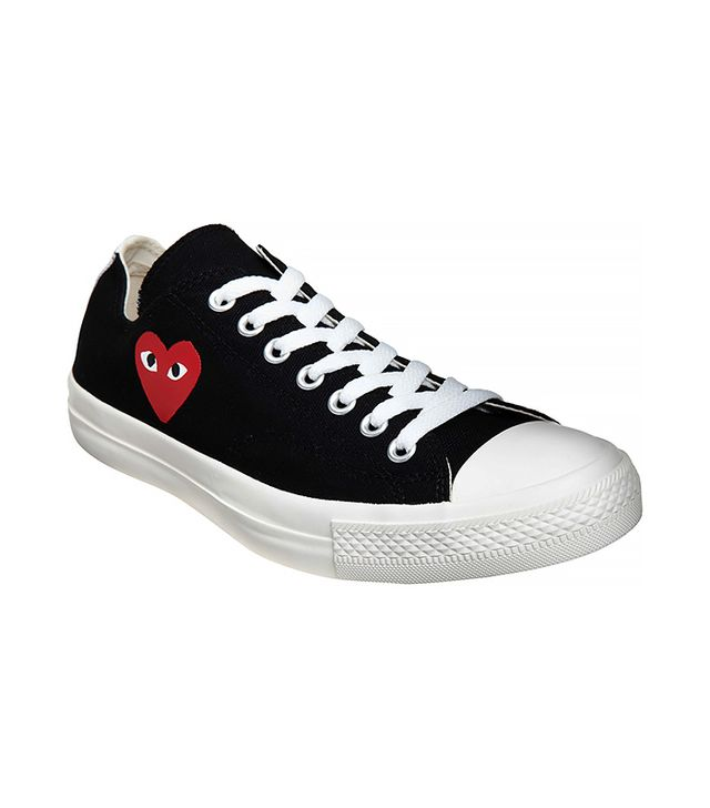 PLAY by Comme des Garçons Chuck Taylor Low Top
