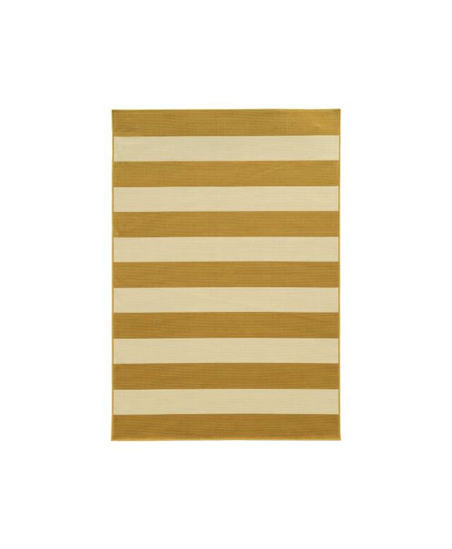 Home Decorators Collection Nantucket Area Rug in Goldenrod