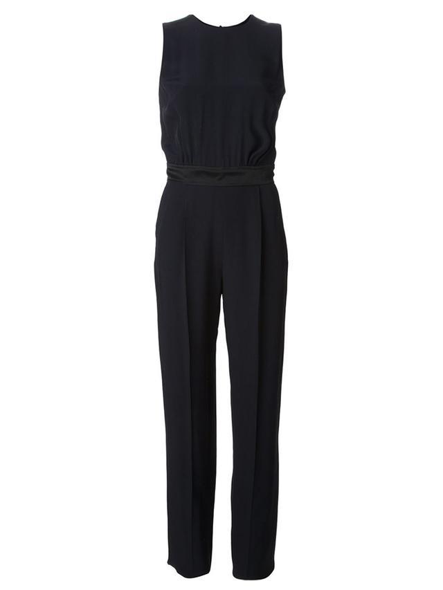 Victoria Victoria Beckham Belted Jumpsuit
