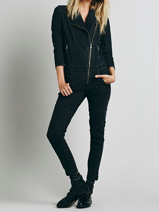 Free People Biker One Piece