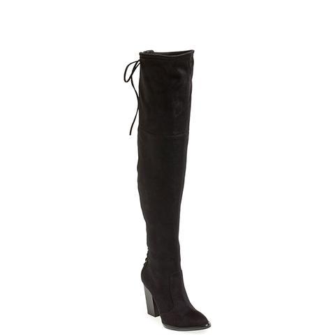 Tocean Thigh-High Boots