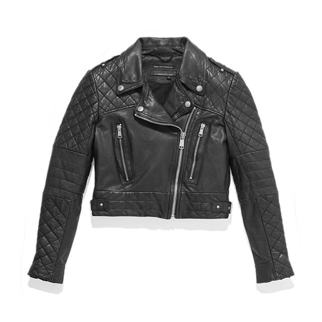 Shop It: Andrew Marc Nicola Moto Jacket