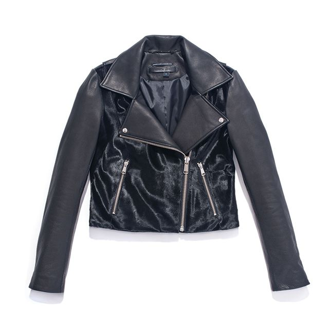 Shop It: Andrew Marc Haley Moto Jacket