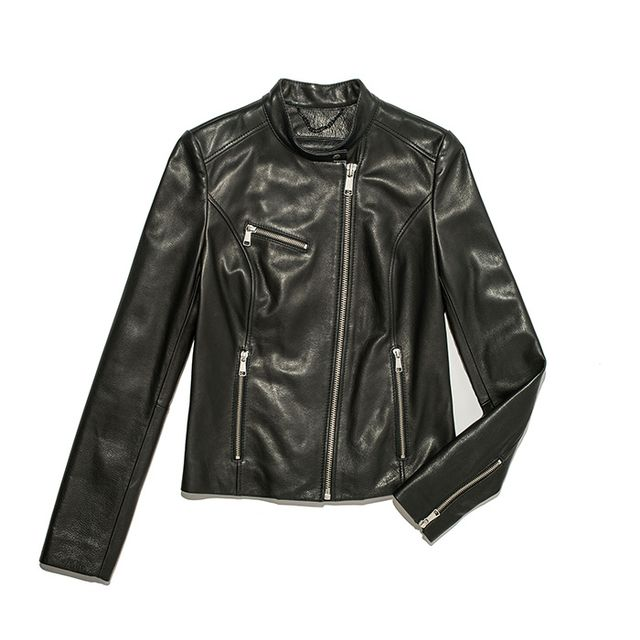 Shop It: Andrew Marc Casey Moto Jacket