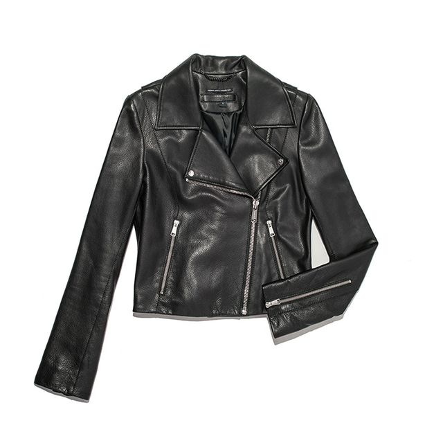Shop It: Andrew Marc Caitlyn Moto Jacket