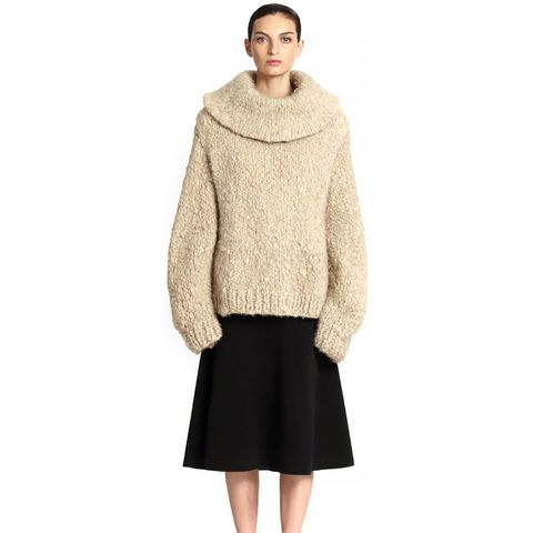 Keeton Oversized Sweater