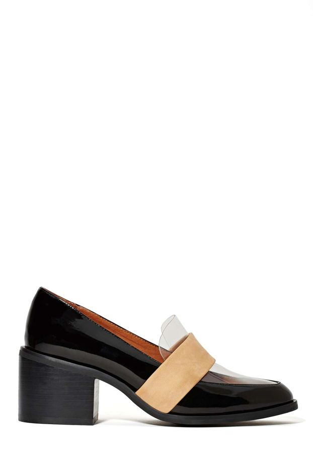 Jeffrey Campbell Irving Loafers