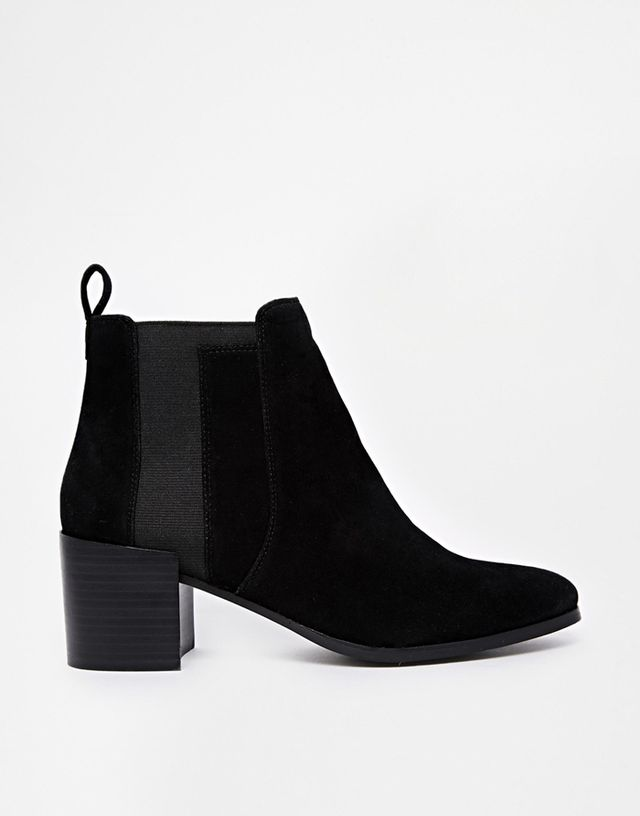 River Island Avery Pointed Toe Boots