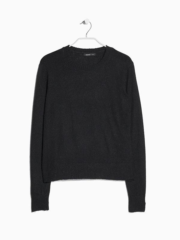 Mango Alpaca-Blend Sweater