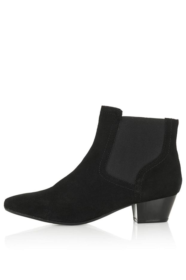 Topshop Basic Chelsea Boots