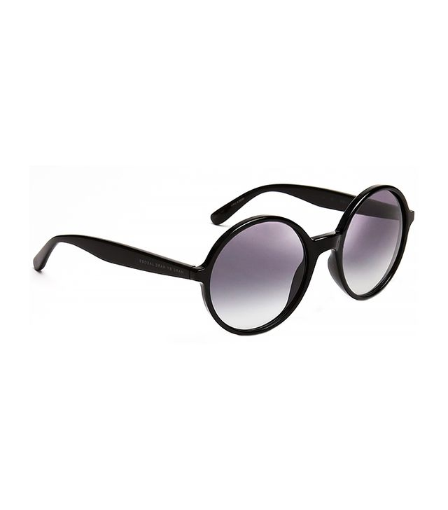 Marc by Marc Jacobs Oversized Round Glasses