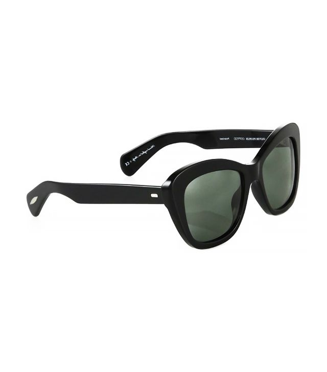 Oliver Peoples Emmy 55mm Retro Sunglasses