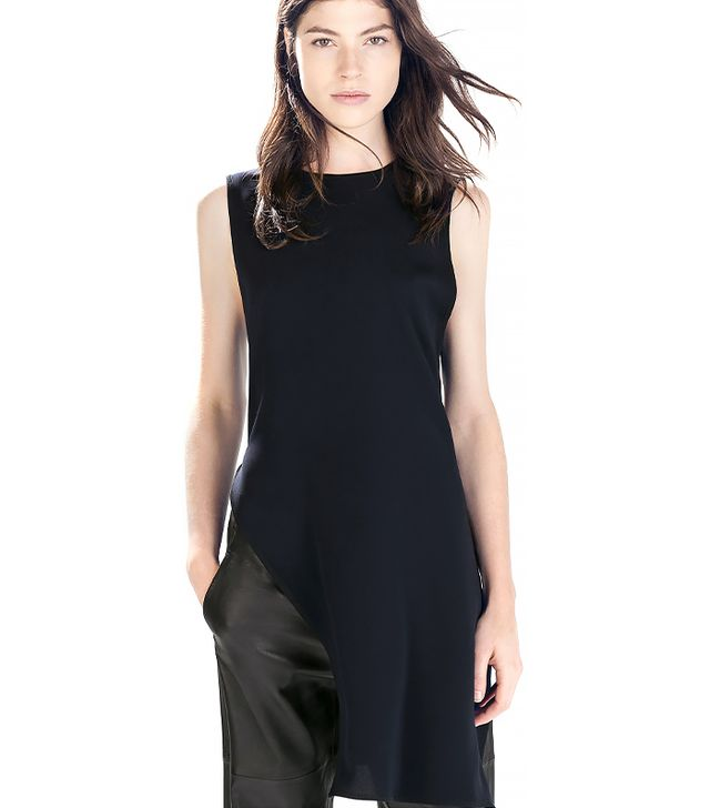 Zara Studio Tunic with Side Slits