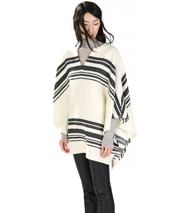 Zara Cape with Front Opening