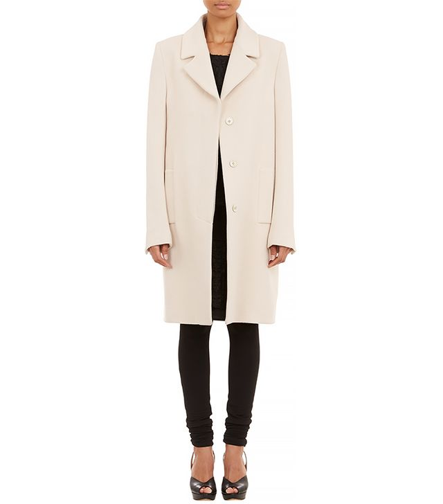 Maison Martin Margiela Double-Faced Coat