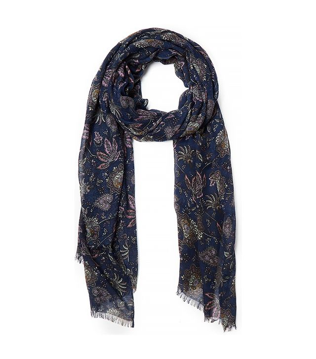 Celon Paisley Oversized Day Wrap