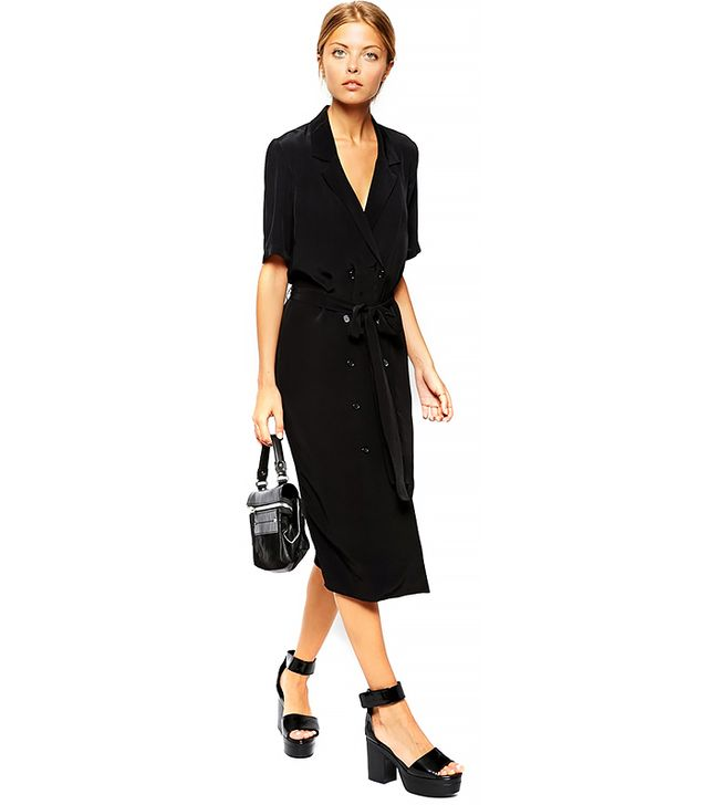 ASOS Shirt Dress With Belt
