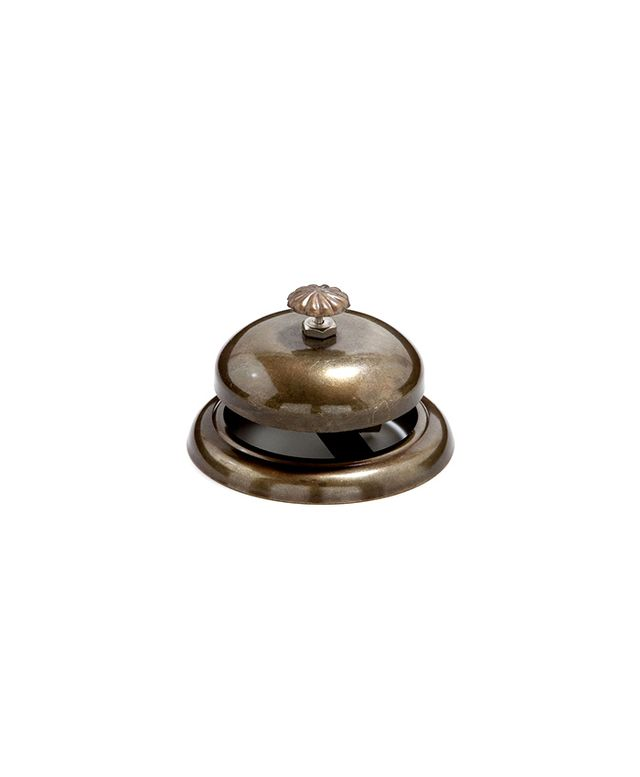 World Market Antique Brass Call Bell