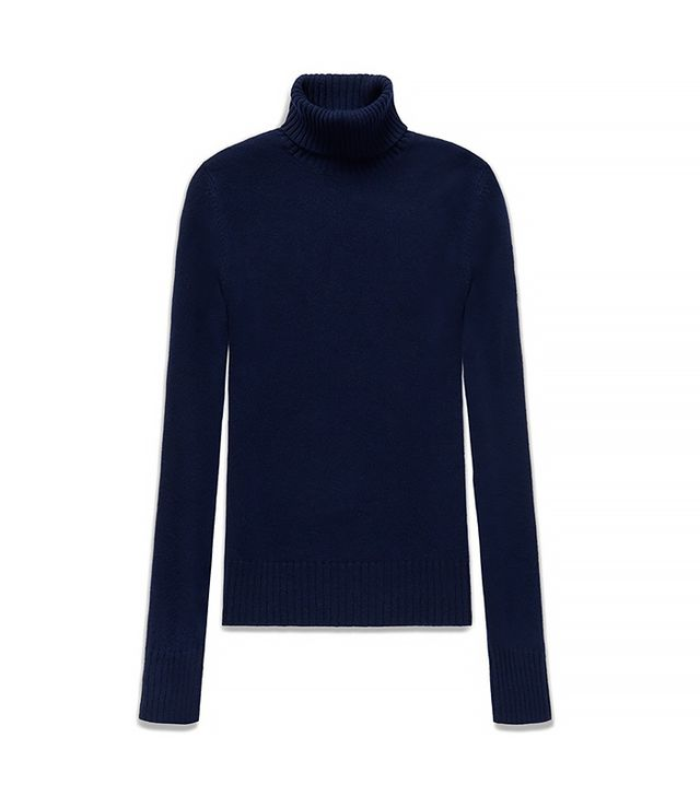 Tory Burch Cashmere Christina Turtleneck