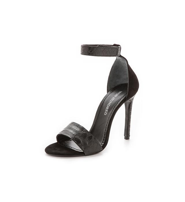 Won Hundred Alva Ankle-Strap Sandals