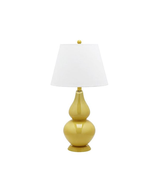 Home Decorator's Collection Cybil Double Gourd Table Lamp (set of two)