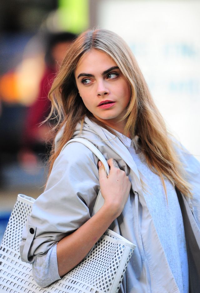 Find Out When Cara Delevingne's Collection for DKNY Drops