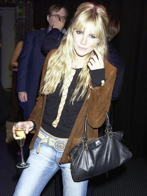 #TBT: How to Get Sienna Miller's Western-Inspired Look