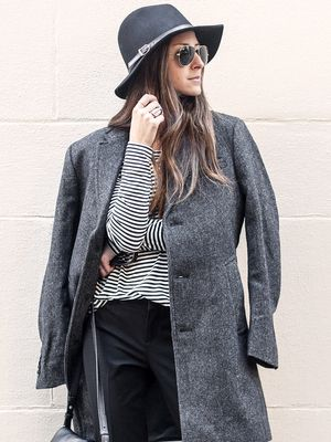 Here's How You Can Master the Menswear-Inspired Trend for Fall