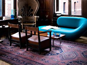 Shop the Room: An Updated Old World Lounge
