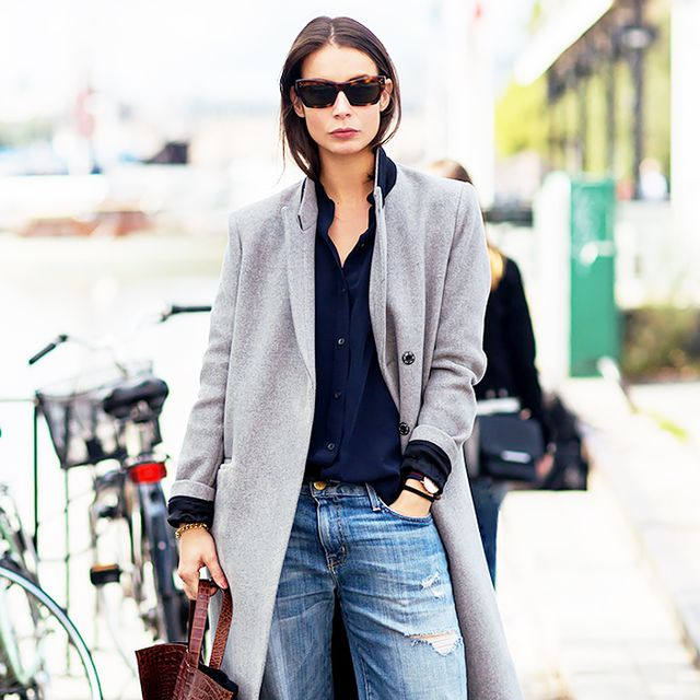 Your Guide to Dressing Normcore This Fall