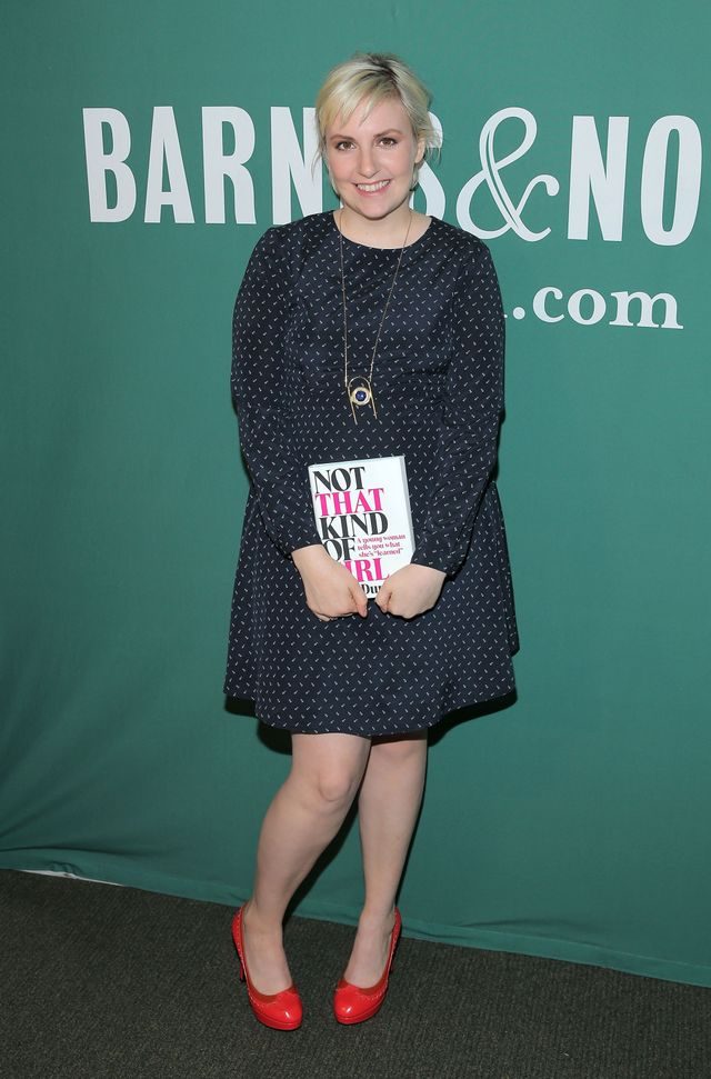 Lena Dunham Teams Up With Nasty Gal's Sophia Amoruso