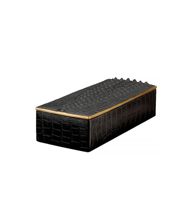 Jung Lee NY Crocodile Desk Box