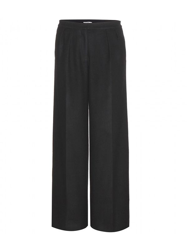 EDUN Wool-Blend Trousers