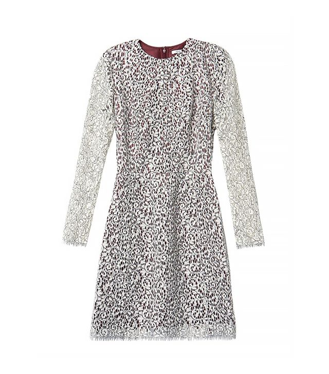 Carven Cornelis-Lace Dress